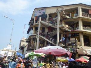 Accra Markt
