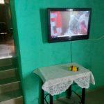 Unterkunft 1 Wohnzimmer