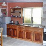 Unterkunft 2 Küche