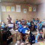 Schulklasse der Maranatha School